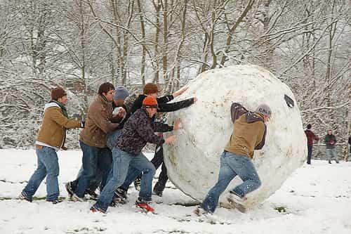 efecto bola de nieve