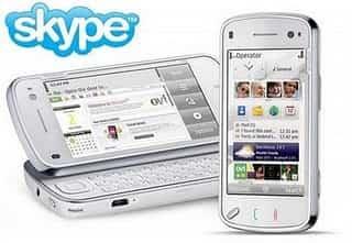 Habla gratis con Skype y tú movil Nokia. Nokiaskype