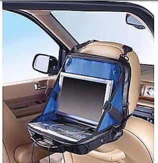 DVD portatil coche 2