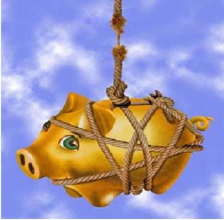 Dimisnución del ahorro Familiar