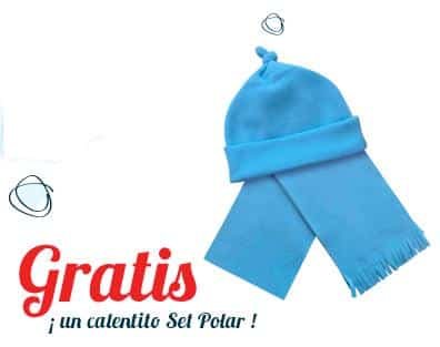 set polar gratis
