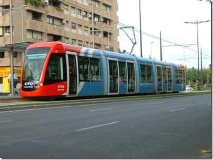 Viaja gratis en tranvía de por vida por tu viejo coche en Murcia