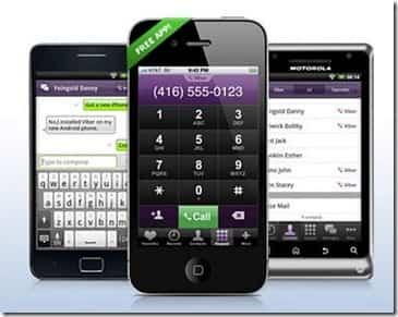 Viber-llamadas sms gratis