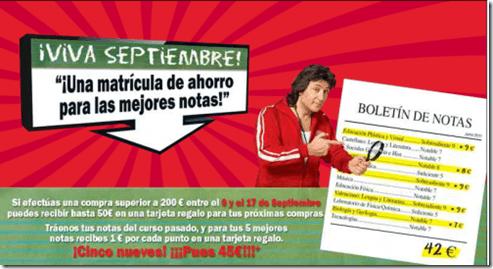 Mediamarkt boletin de notas