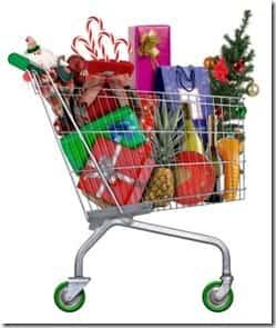 Adelantar las compras navideñas