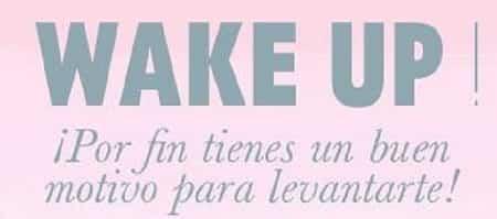 WakeUp Pimkie