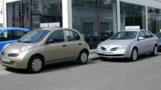 venta de coches segunda mano