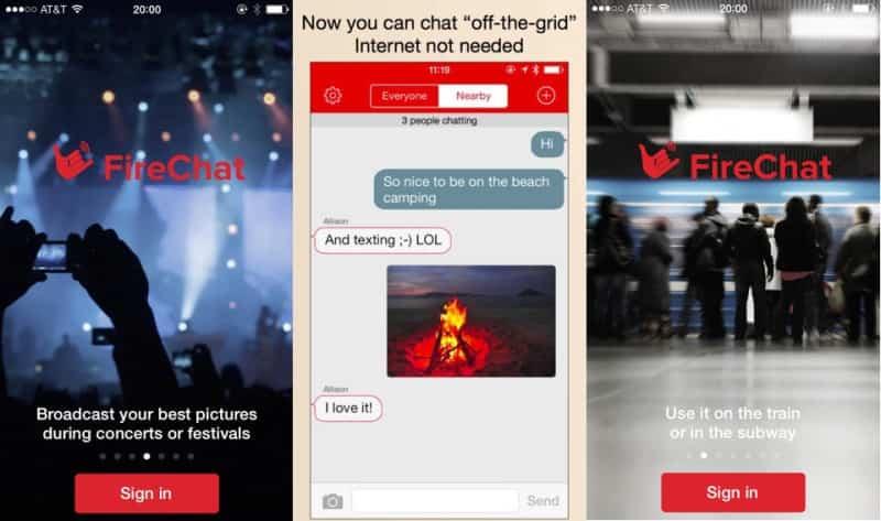 FireChat