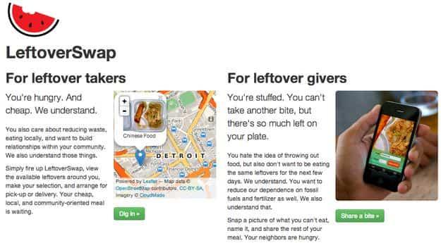Leftoverswap 2
