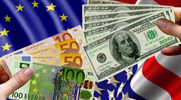Cambio euros dólares
