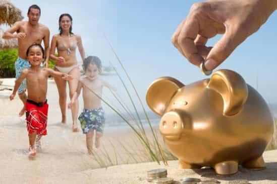 ahorrar vacaciones deudas