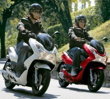Ventajas de las scooters frentre a otros vehículos