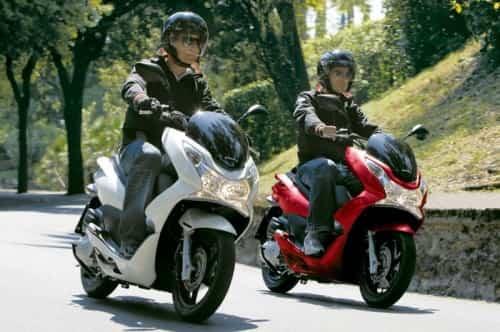 ventajas uso scooter frente a otros vehiculos