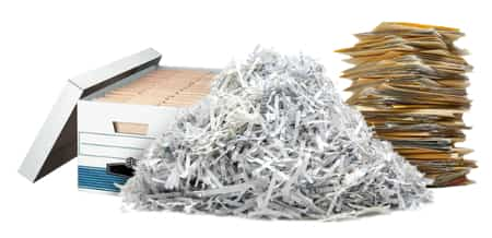 ahorrar papel en la ofina