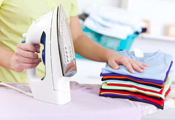 planchado de ropa
