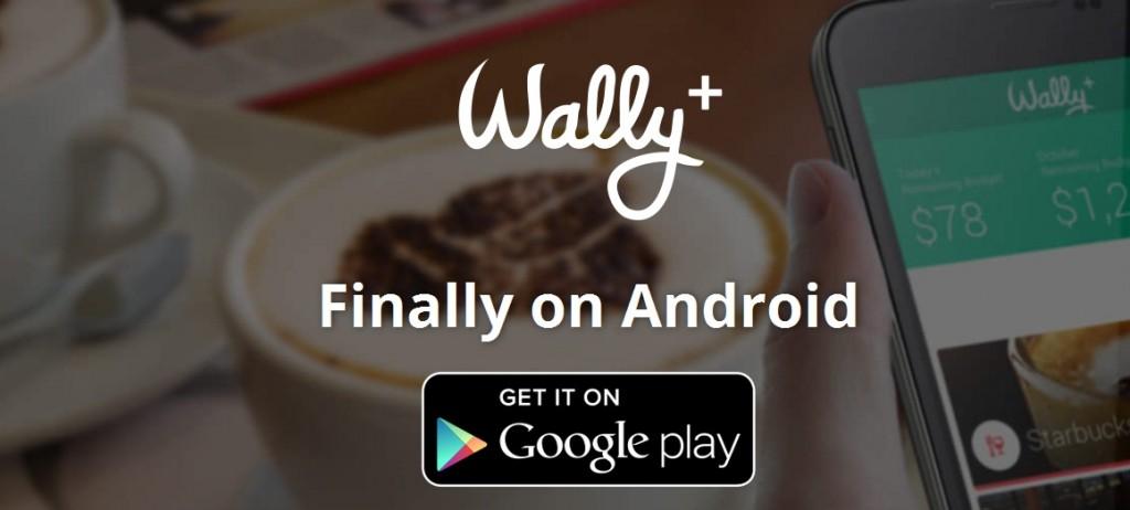 Aplicación Wally Android ahorrar
