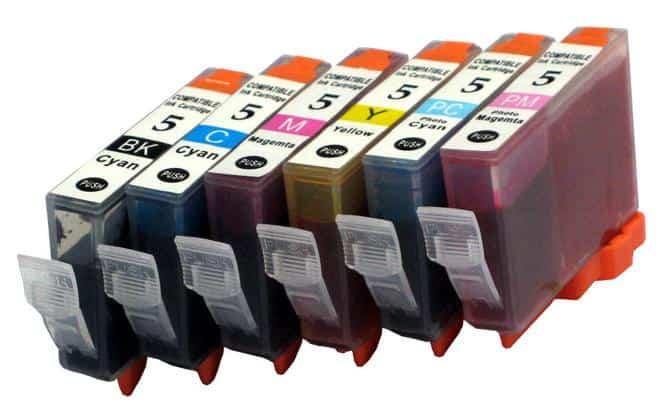 Cartuchos de tinta originales ahorro