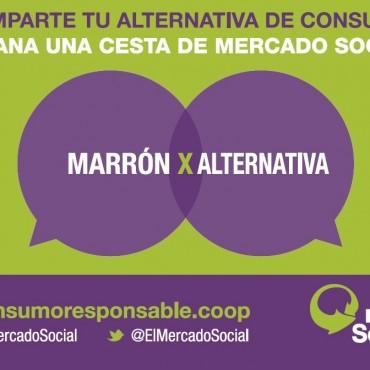 ¿Consumes marrones o alternativas?: súmate a la campaña