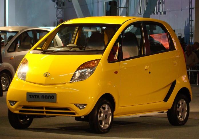 Tata Nano coche más barato del mundo ventas