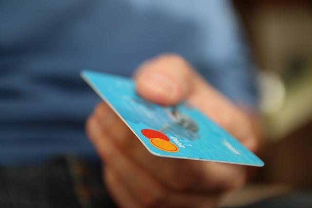 Tarjetas de crédito para las compras de Navidad