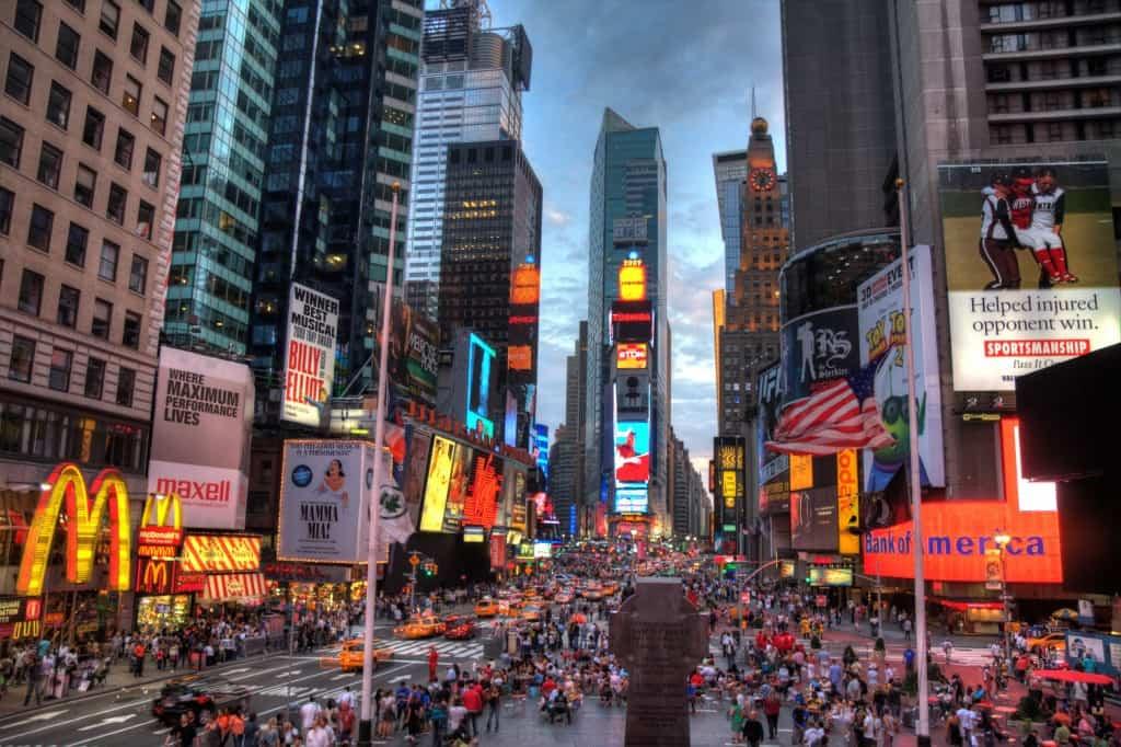 Ahorrar en Nueva York