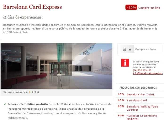 BCN Card Express