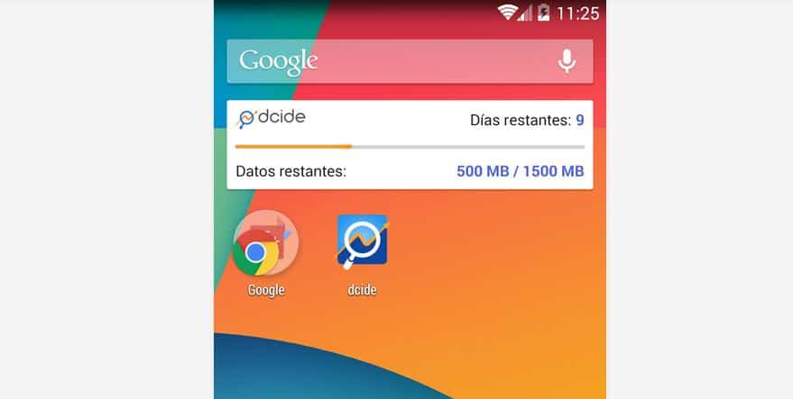 Dcide para Android