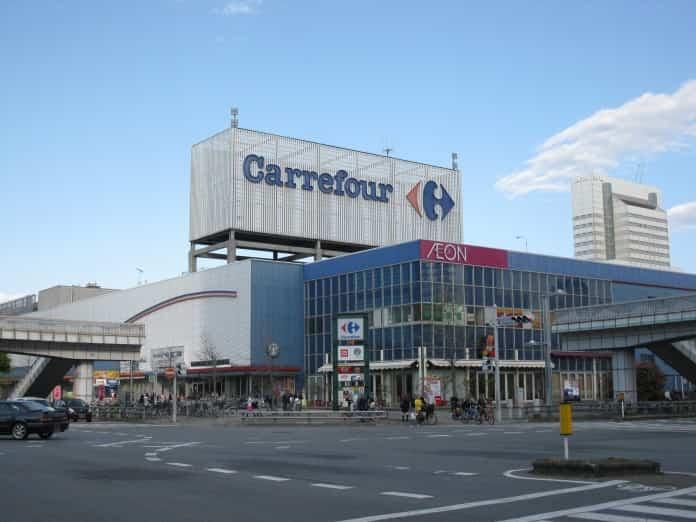 Gasolineras de Carrefour