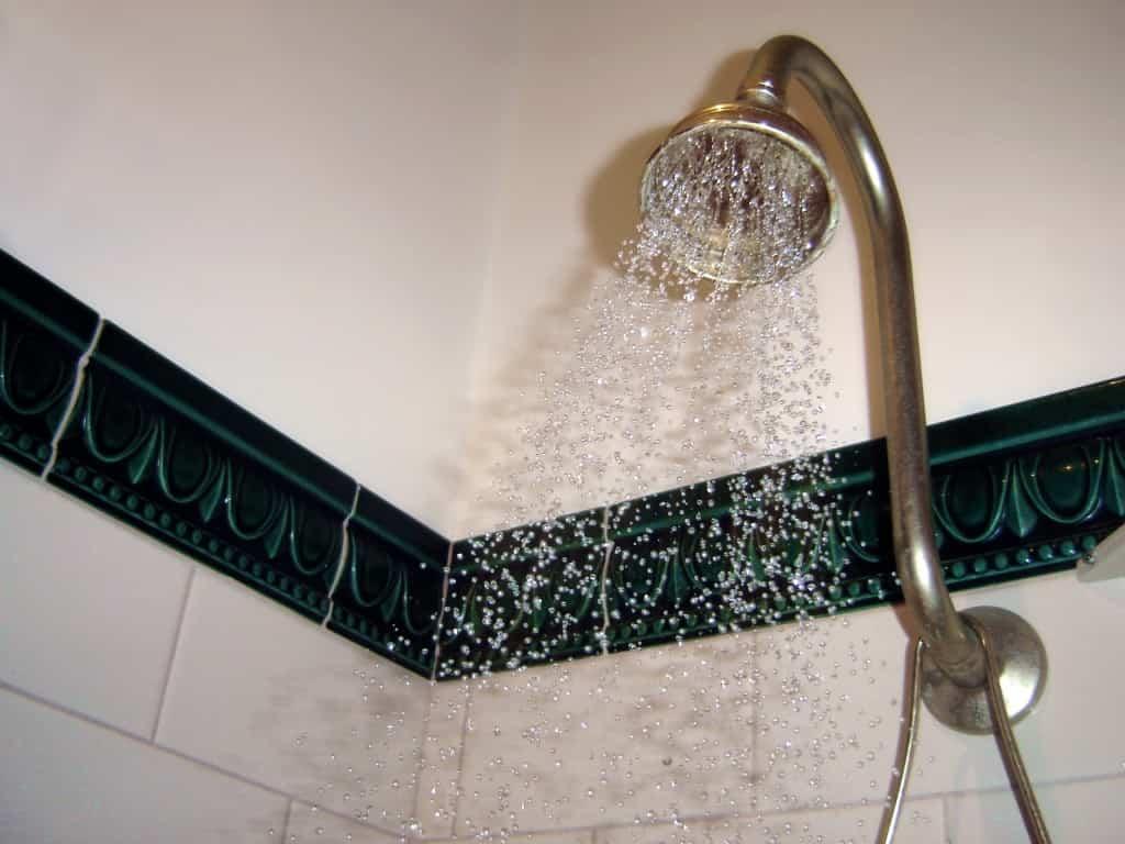Ahorrar en la ducha