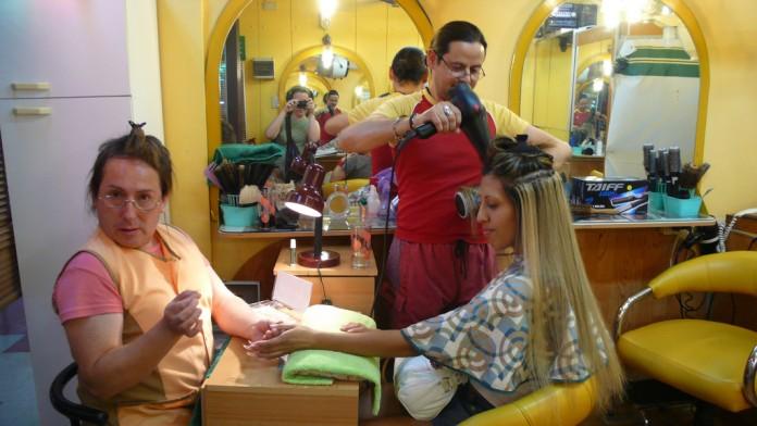 Ahorrar en la peluquería