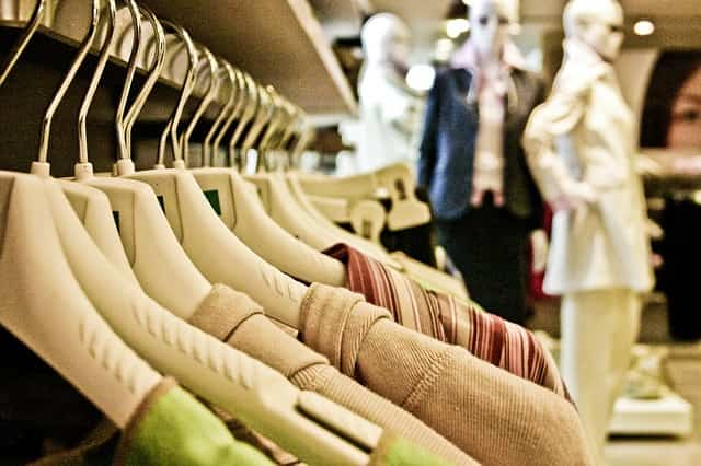 ahorrar comprando ropa
