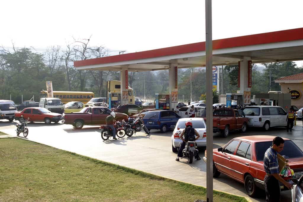 Conseguir un ahorro exitoso de gasolina