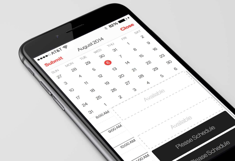 ahorrar tiempo en nuestra vida - calendar mobile