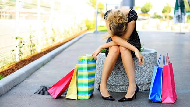 hábitos mentales para ahorrar - compras compulsivas
