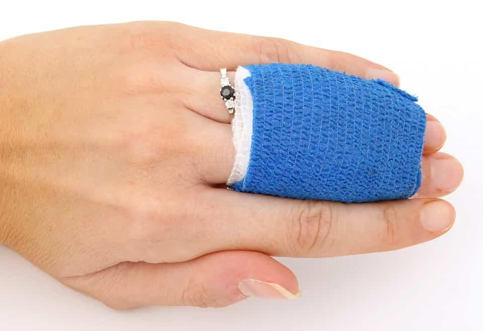 curarse accidente laboral