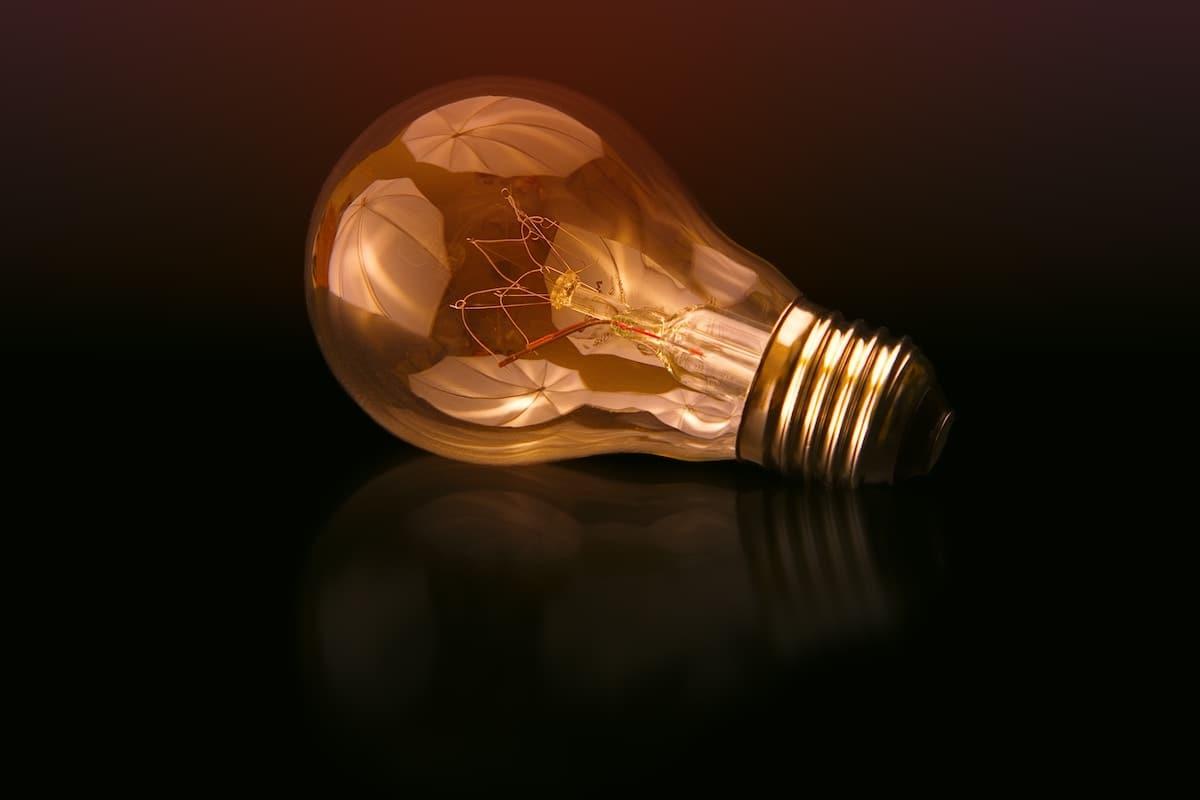 bombilla luz