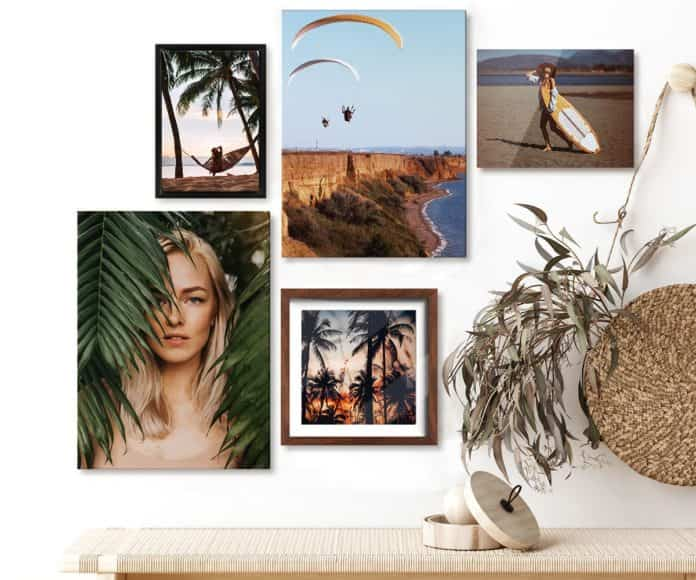 different type wall decor